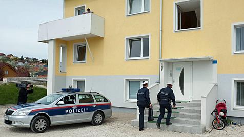 31-Jähriger tötet Freundin im Streit mit Küchenmesser (Bild: APA/FOTO-KERSCHI.AT/Werner Kerschbaummayr)