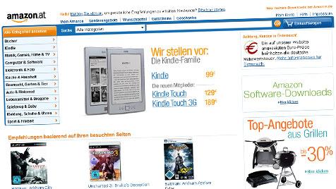Ö: Lieferstopp bei Amazon für viele Elektronikartikel (Bild: amazon.at)
