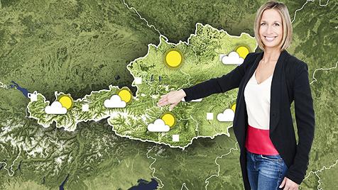 Stefanie Hofbauer ist neue ATV-Wetterfee (Bild: ATV)