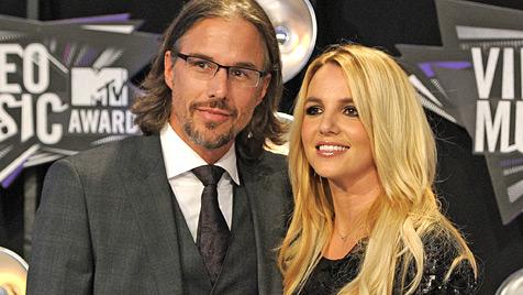 """Britney Spears"""" Verlobter ist nun auch ihr Vormund (Bild: dapd)"""