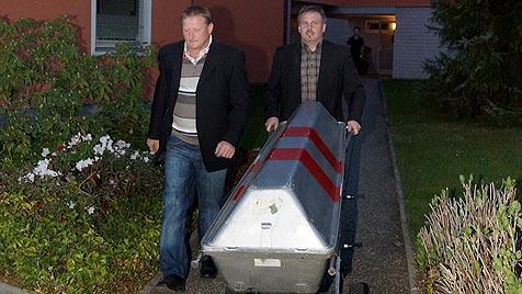 Tödliche Zechpartie: Mann (66) erschießt Saufkumpan in OÖ (Bild: APA/Werner Kerschbaummayr)