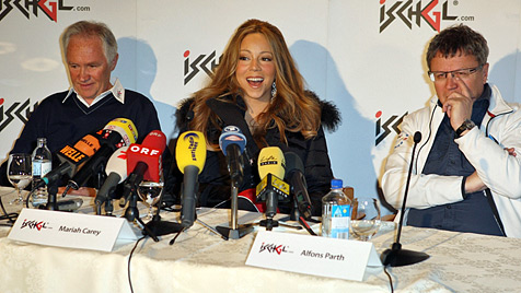 Lederhose und Dirndl für Mariah Careys Kinder (Bild: TVB Paznaun - Ischgl/Oliver Schmitt)