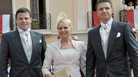 Charlenes Mutter Lynette ist nach Monaco übersiedelt (Bild: EPA)