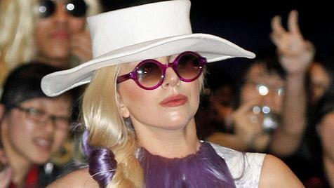 Sängerin Lady Gaga trennt sich von ihrem Freund (Bild: AP)
