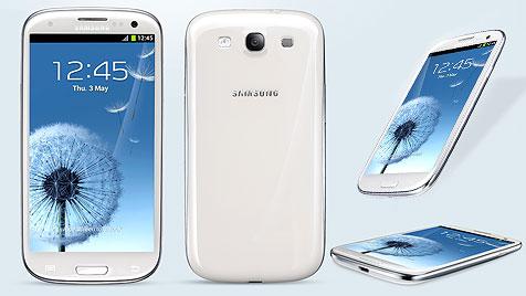 Viel Neues an Bord: Das kann Samsungs Galaxy S III (Bild: Samsung, krone.at-Grafik)