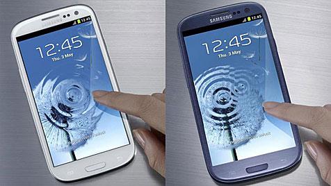 Viel Neues an Bord: Das kann Samsungs Galaxy S III (Bild: Samsung)