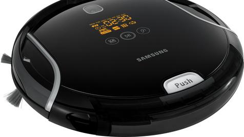 Sharp kündigt sprechenden Staubsauger an (Bild: Samsung)