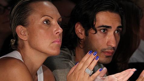 Ochsenknecht-Ex hat sich mit Lover Umut verlobt (Bild: dapd)