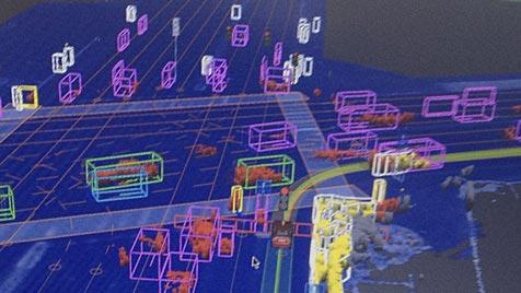 Roboterautos von Google haben die Lizenz zum Fahren (Bild: AP)