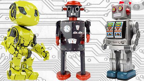 Viele Verfahren befürchtet: Experte fordert Robo-Gesetz (Bild: thinkstockphotos.de, krone.at-Grafik)