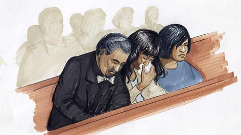 Jennifer Hudsons Schwager schuldig gesprochen (Bild: dapd/AP)