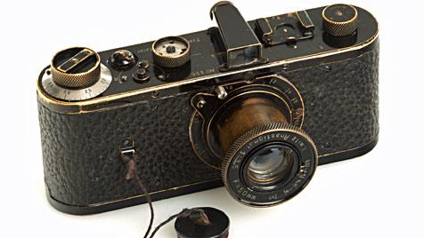 Kamera bei Auktion in Wien um 2,16 Mio. € versteigert (Bild: WestLicht Photographica Auction)
