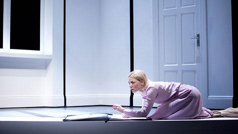 Umjubelter Auftritt von Cate Blanchett bei Festwochen (Bild: APA/LISA TOMASETTI)
