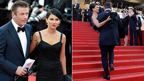 Filmfestival Cannes eröffnet - Stars am Red Carpet (Bild: EPA/AP)