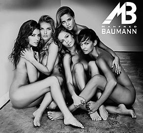 """Fünf schöne """"Miss Austrias"""" ganz so, wie Gott sie schuf (Bild: Manfred Baumann)"""