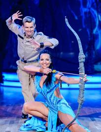 """Schlagersängerin Petra Frey ist """"Dancing Star 2012"""" (Bild: ORF)"""
