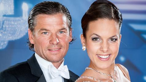 """Schlagersängerin Petra Frey ist """"Dancing Star 2012"""" (Bild: ORF/Ali Schafler)"""