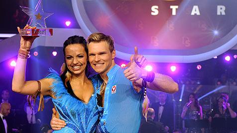 "Schlagersängerin Petra Frey ist ""Dancing Star 2012"" (Bild: APA/HERBERT P.OCZERET)"