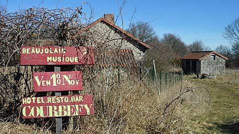 F: Verlassenes Dorf für 520.000 Euro versteigert (Bild: dapd)