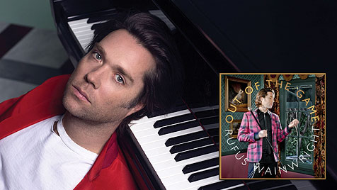 "Rufus Wainwright ist ""Out Of The Game"" (Bild: Universal Music)"