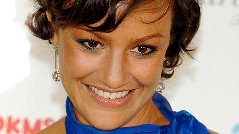 TV-Moderatorin Miriam Pielhau ist Mutter geworden (Bild: AP)