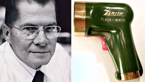 Erfinder der Fernbedienung mit 96 gestorben (Bild: dapd)