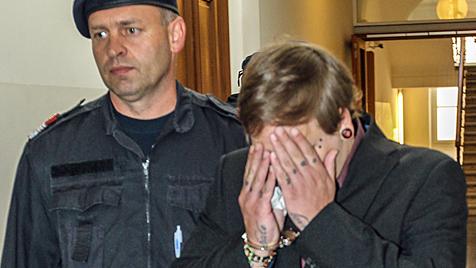 Ex gewürgt und mit Messer attackiert: 18 Monate Haft (Bild: Daniel Scharinger)
