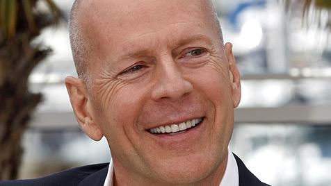 """Töchterchen Mabel macht Bruce Willis """"wieder jung"""" (Bild: dapd)"""