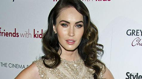 Megan Fox angeblich mit Mäderl schwanger (Bild: dapd)