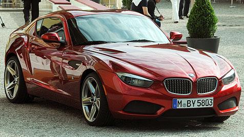 BMW Zagato Coup�: Dieses Edelteil hat Chancen auf Serie (Bild: Gernot Bracht/SPX)