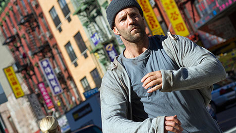"Ein todsicherer Job f�r Action-Star Statham: ""Safe"" (Bild: Concorde Film)"