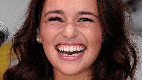 Emilia Clarke: Die neue Traumfrau der Serienfans (Bild: dapd)