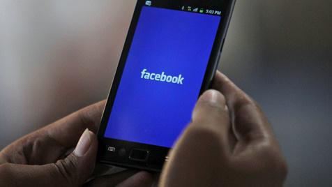 Facebook-Handy kommt angeblich von HTC (Bild: AP)