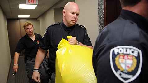 Bluttat gefilmt: Mörder stellte Snuff-Film ins Netz (Bild: AP)