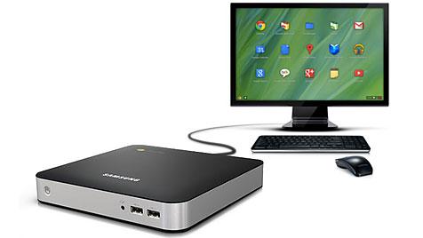 Google stellt Desktop-Rechner Chromebox vor (Bild: Google)