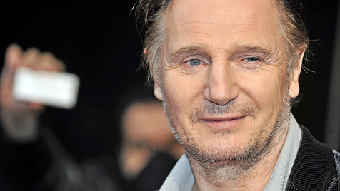 Boxer, Schindler, Actionheld: Liam Neeson ist 60 (Bild: EPA)
