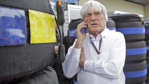 Ecclestone bietet 44 Mio. € für Grand Prix in London (Bild: AP)