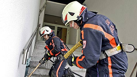 Feuer in Salzburger Kindergärten - Knirpse evakuiert (Bild: Markus Tschepp)