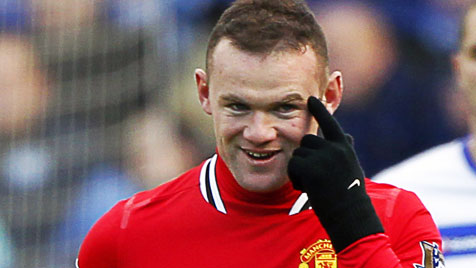 Paris Saint Germain bietet 150 Millionen Euro f�r Rooney (Bild: EPA)