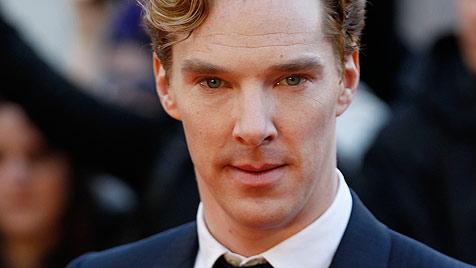 """""""Sherlock""""-Star Cumberbatch ist """"Sexiest Man"""" (Bild: dapd)"""