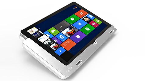 Acer präsentiert erste Tablets für Windows 8 (Bild: Acer)