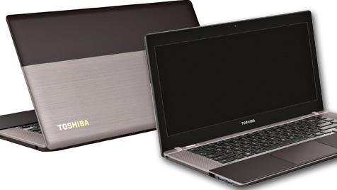 Erstes Ultrabook von Toshiba mit 21:9-Display (Bild: Toshiba)