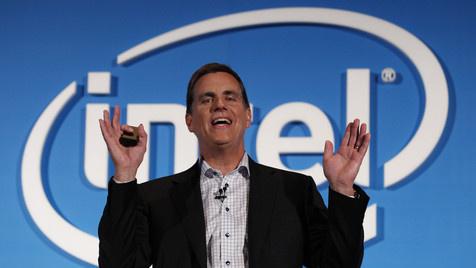 Intel setzt verstärkt auf Smartphones und Ultrabooks (Bild: AP)