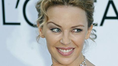 """Kylie Minogue: """"Man muss an der Liebe hart arbeiten"""" (Bild: EPA)"""