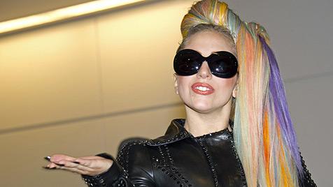 Lady Gaga soll wieder mit ihrem Ex zusammen sein (Bild: EPA)