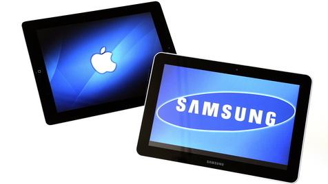 Apple pocht weiter auf Verkaufsverbot von GalaxyTab (Bild: EPA)