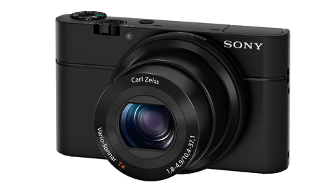 Neue Kompakte von Sony mit extra großem Bildsensor (Bild: Sony)