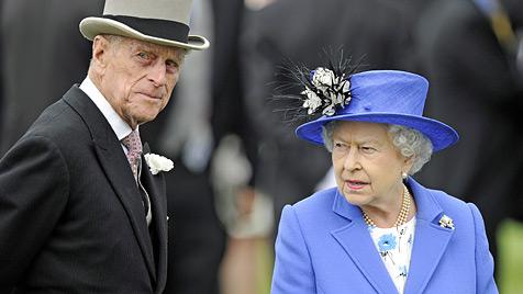 Prinz Philip geht es wieder deutlich besser (Bild: EPA)