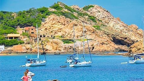 Für Liebe erst auf den zweiten Blick: Menorca (Bild: Eva Lehner)