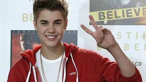 Justin Bieber will oft ein Leben fernab vom Rampenlicht (Bild: EPA)